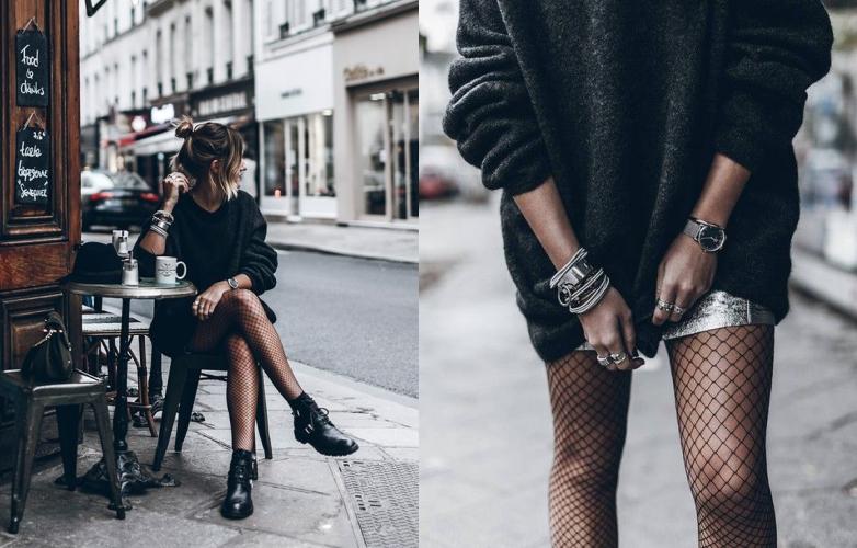 #FashionTrend Medias Red & Estampadas en tu look