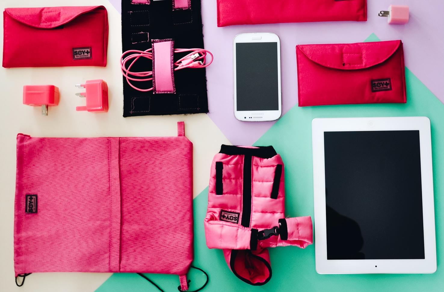 #Emprendedoras Soy Más Que Accesorios: diseño y materiales innovadores