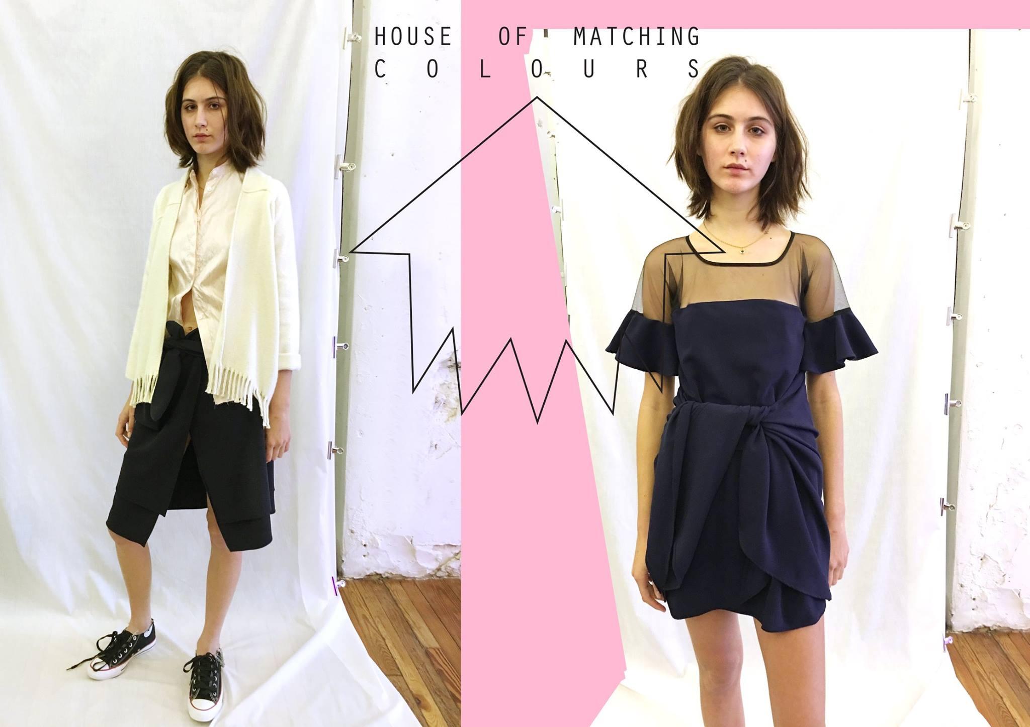 House of Matching Colours y el encaje perfecto