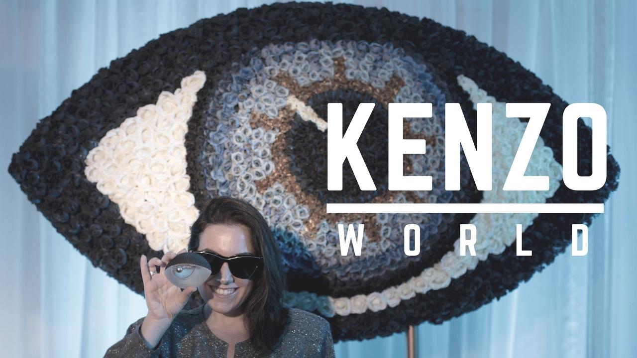 KENZO World llega para romper todas las reglas