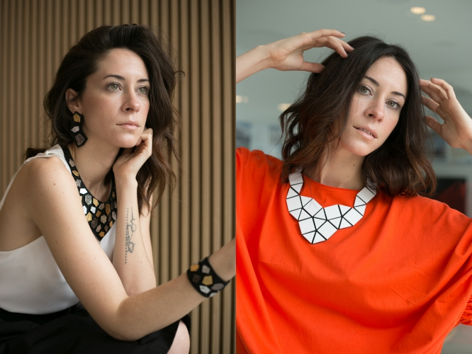 'Statement pieces' por las talentosas Iskin Sisters