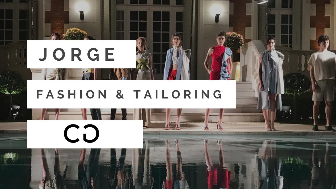 Jorge Fashion & Tailoring fusiona lo clásico con lo nuevo