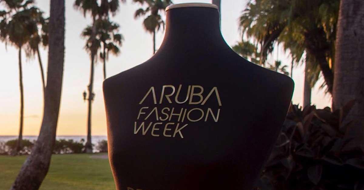 """Aruba Fashion Week: """"Tropicalizando"""" la moda"""