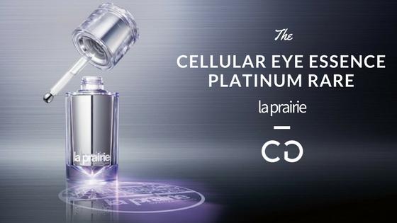 #BeautySecret Eye Essence Platinum Rare