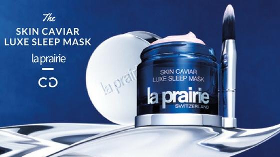 #BeautyGoals Luxe Sleep Mask de La Prairie