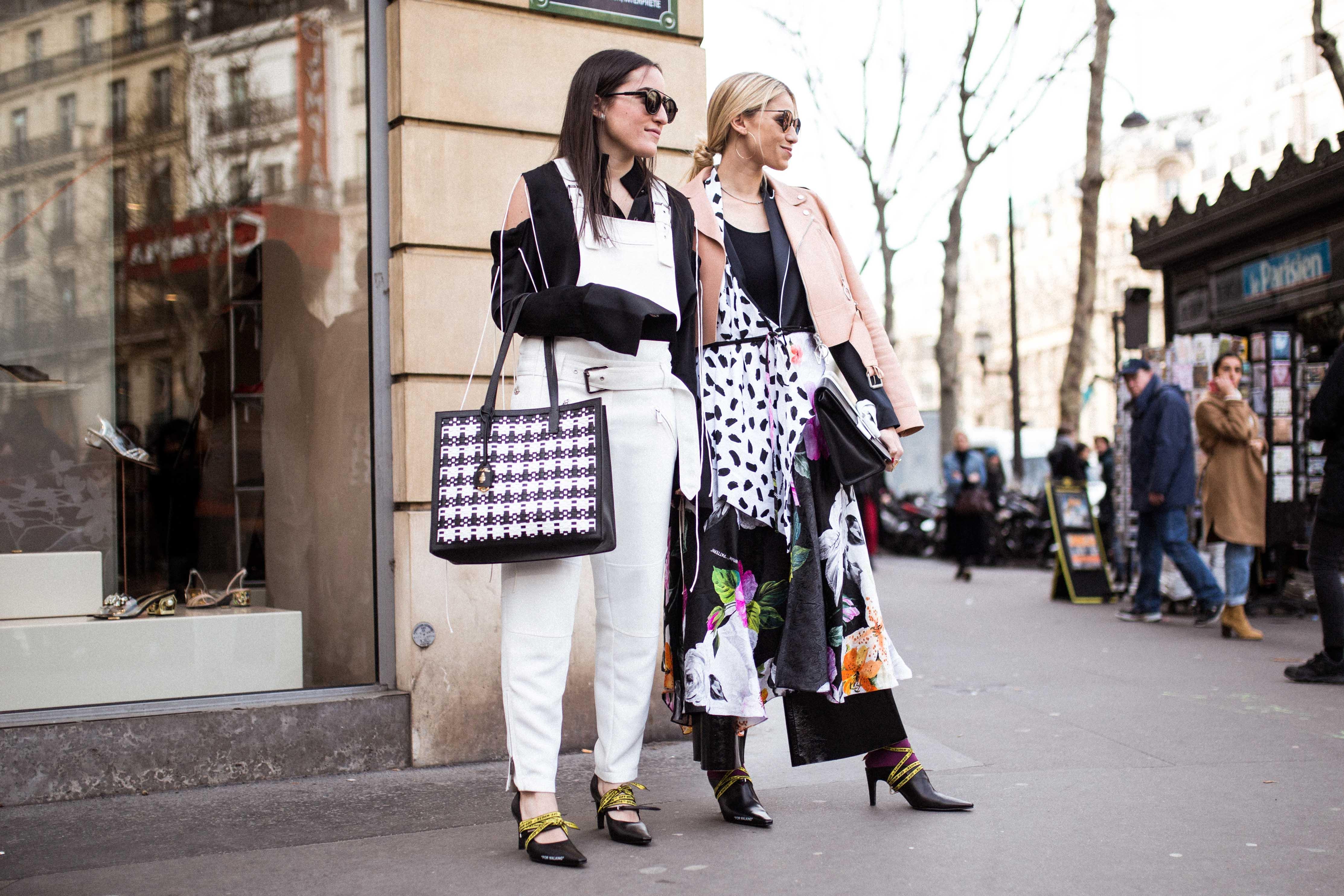 Street Style en París Couture Week