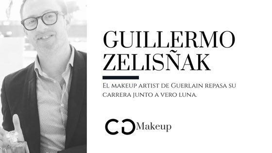 #CGMakeup Entrevista a Guillermo Zelisñak de GUERLAIN
