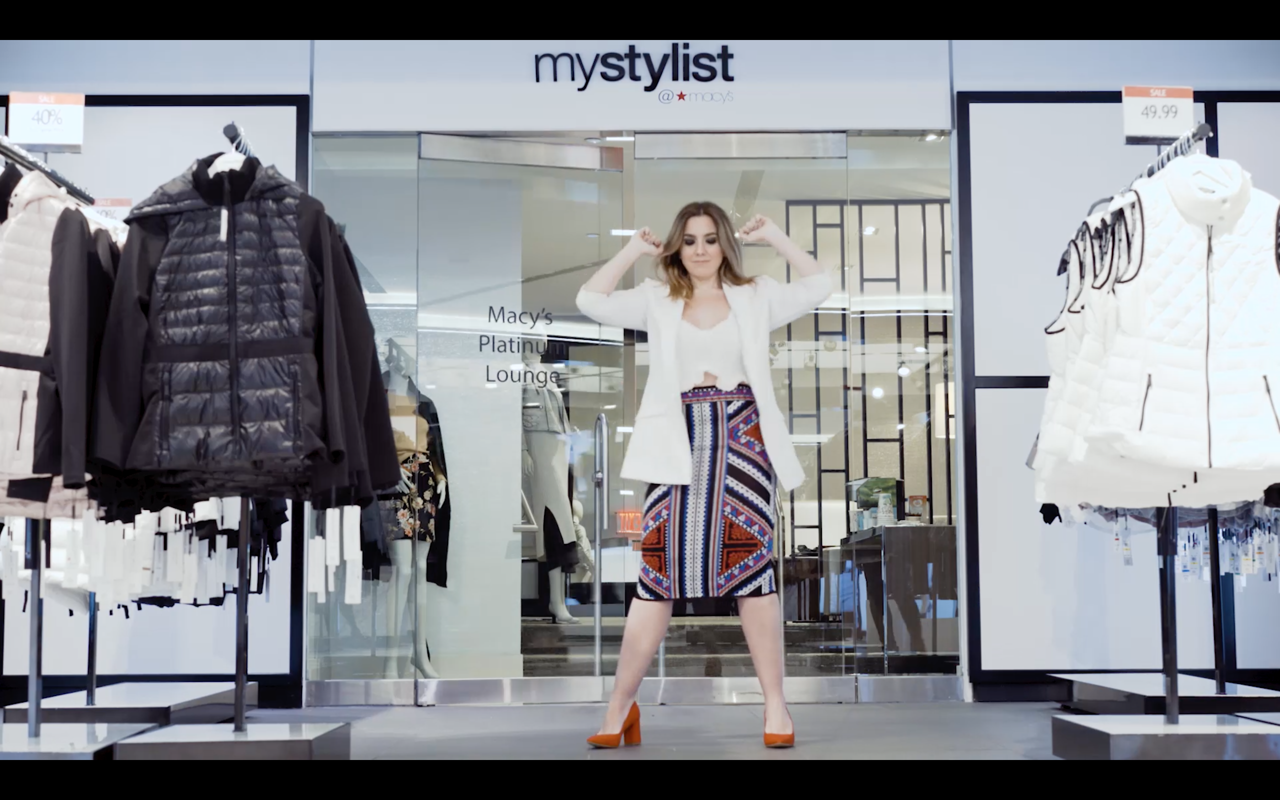 MY STYLIST: Asesoramiento personalizado en MACY'S