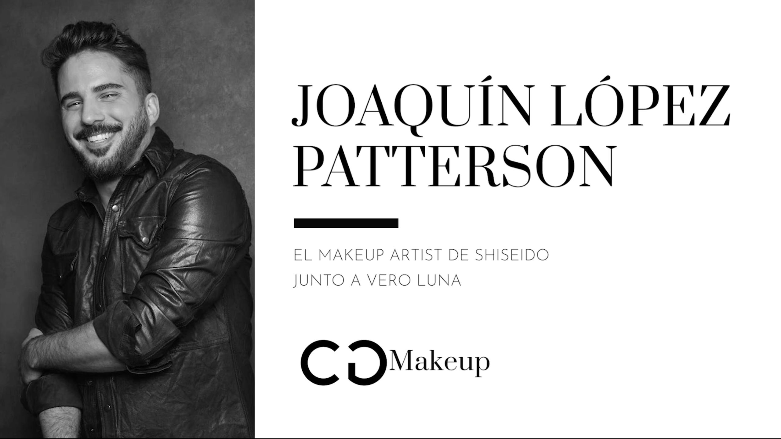 Conocé a Joaquín López Patterson, el Beauty Gurú de Shisheido