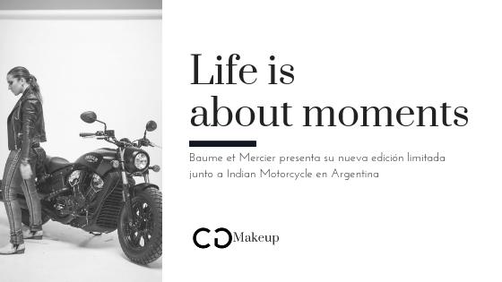 Clifton Club Indian Motorcycle por Baume et Mercier