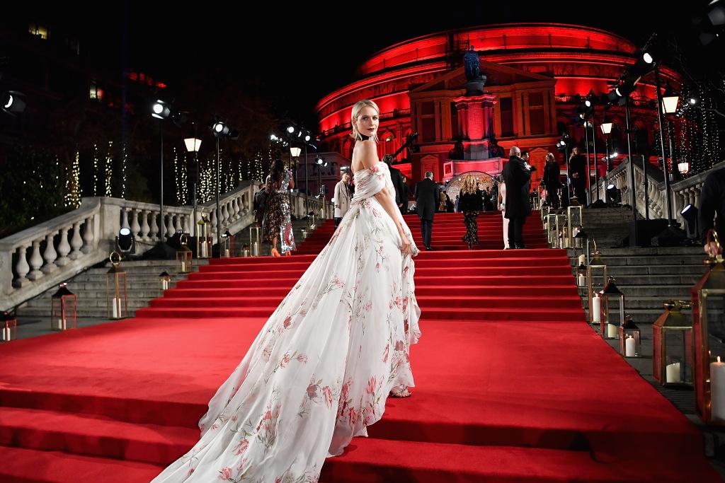 The Fashion Awards 2018 por el British Fashion Council junto a Swarovski