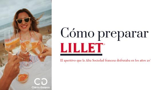Cómo preparar Lillet, el aperitivo de la Alta Sociedad francesa