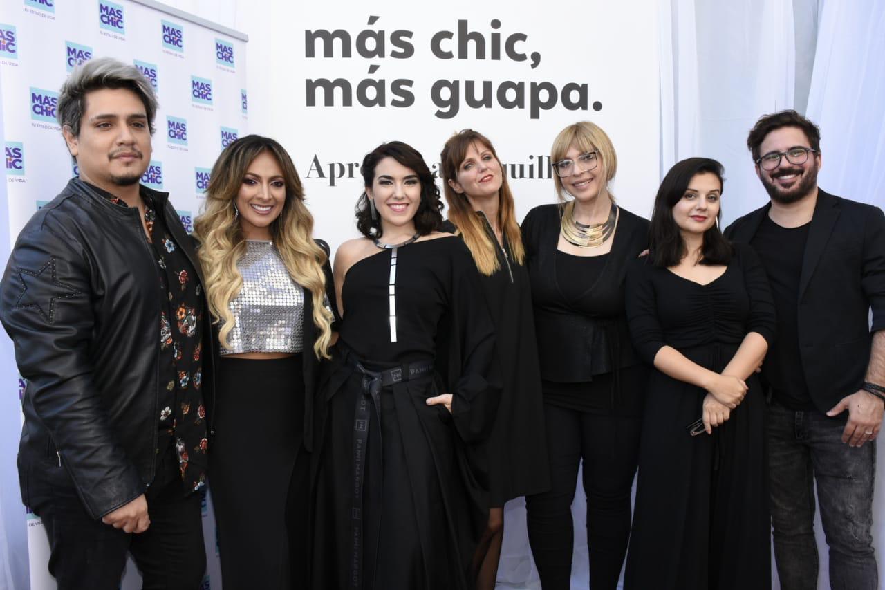 """Más Chic, Más Guapa: lanzamiento de """"Aprende a Maquillarte"""""""