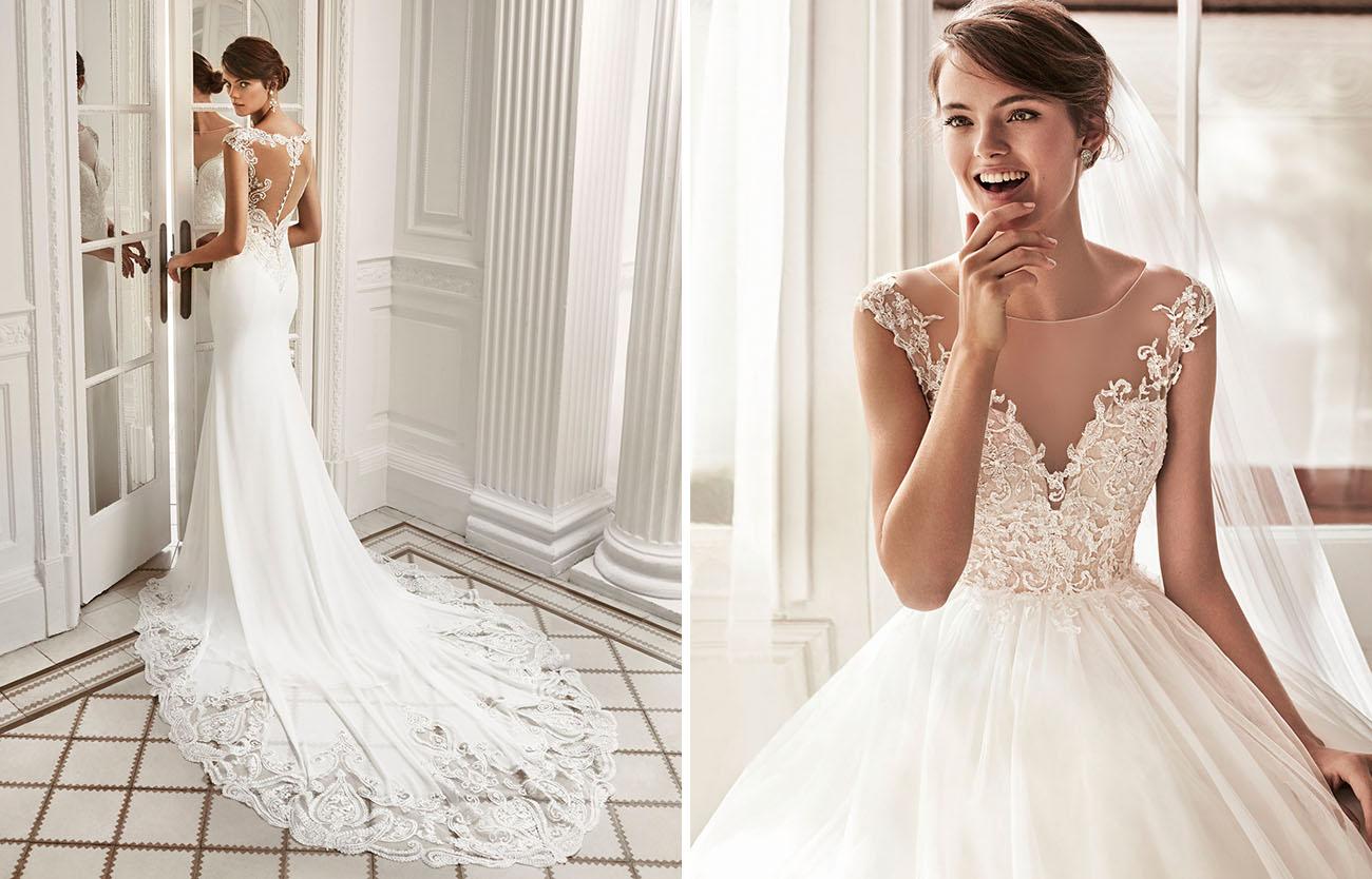 Luxury Bride Dresses Rosa Clará en Argentina