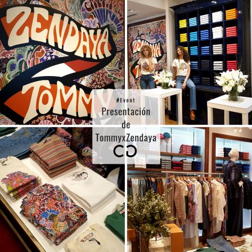 #Events Llegó la colección cápsula TommyxZendaya a Argentina