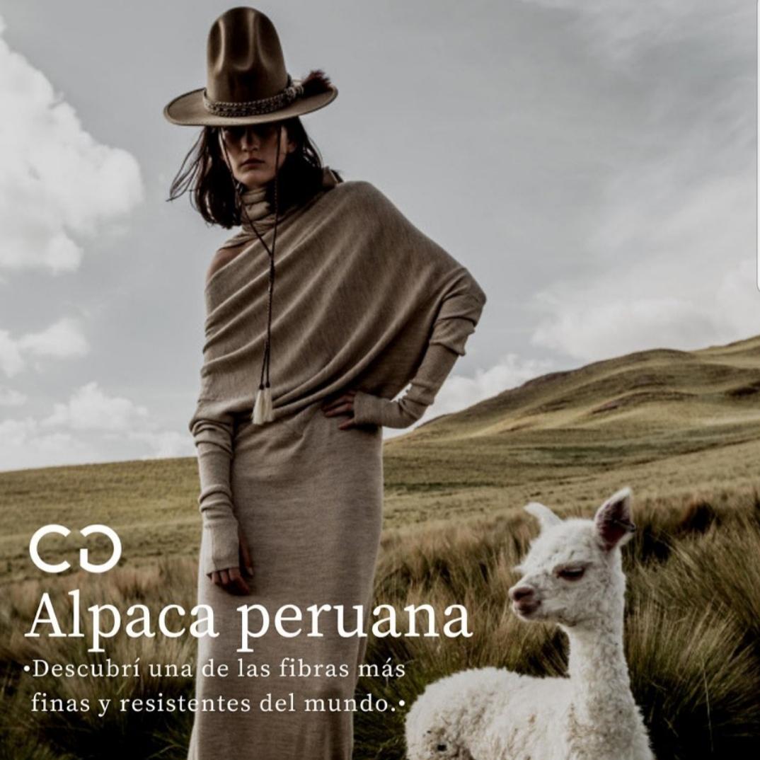 #ModaSustentable Conocé la fibra de alpaca peruana