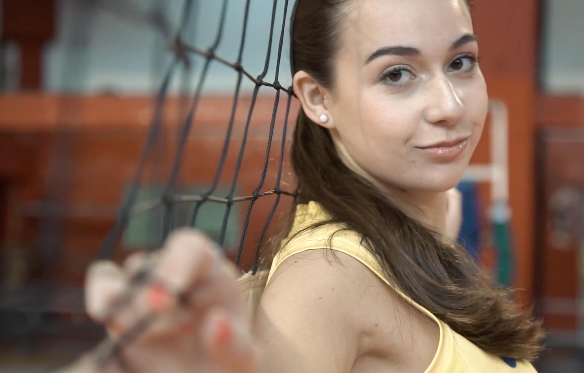 #DesafíoFit Programa 7: desde River, Maru nos enseña a jugar Volleyball