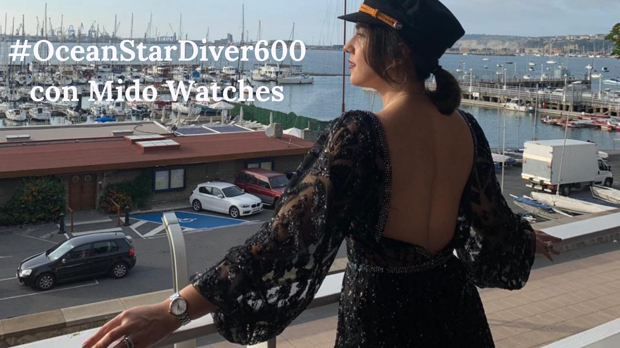 #LuxeTime Lanzamiento del #OceanStarDiver600 de Mido Watches en Bilbao