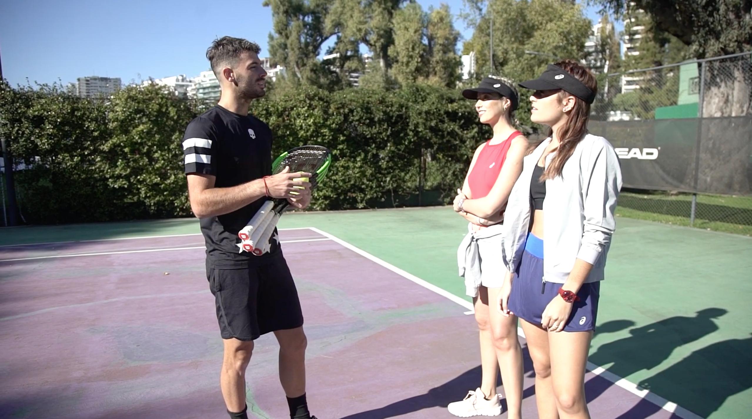 #DesafíoFit Programa 8: Juan Londero nos enseña a ser tenistas profesionales