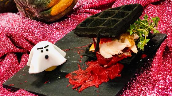 El Chef Gustavo Nari nos revela el menú de #HalloweenByCG