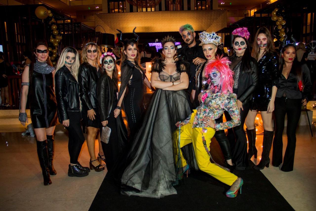 Más de 400 personas en la II edición del Halloween Makeup Party by CG