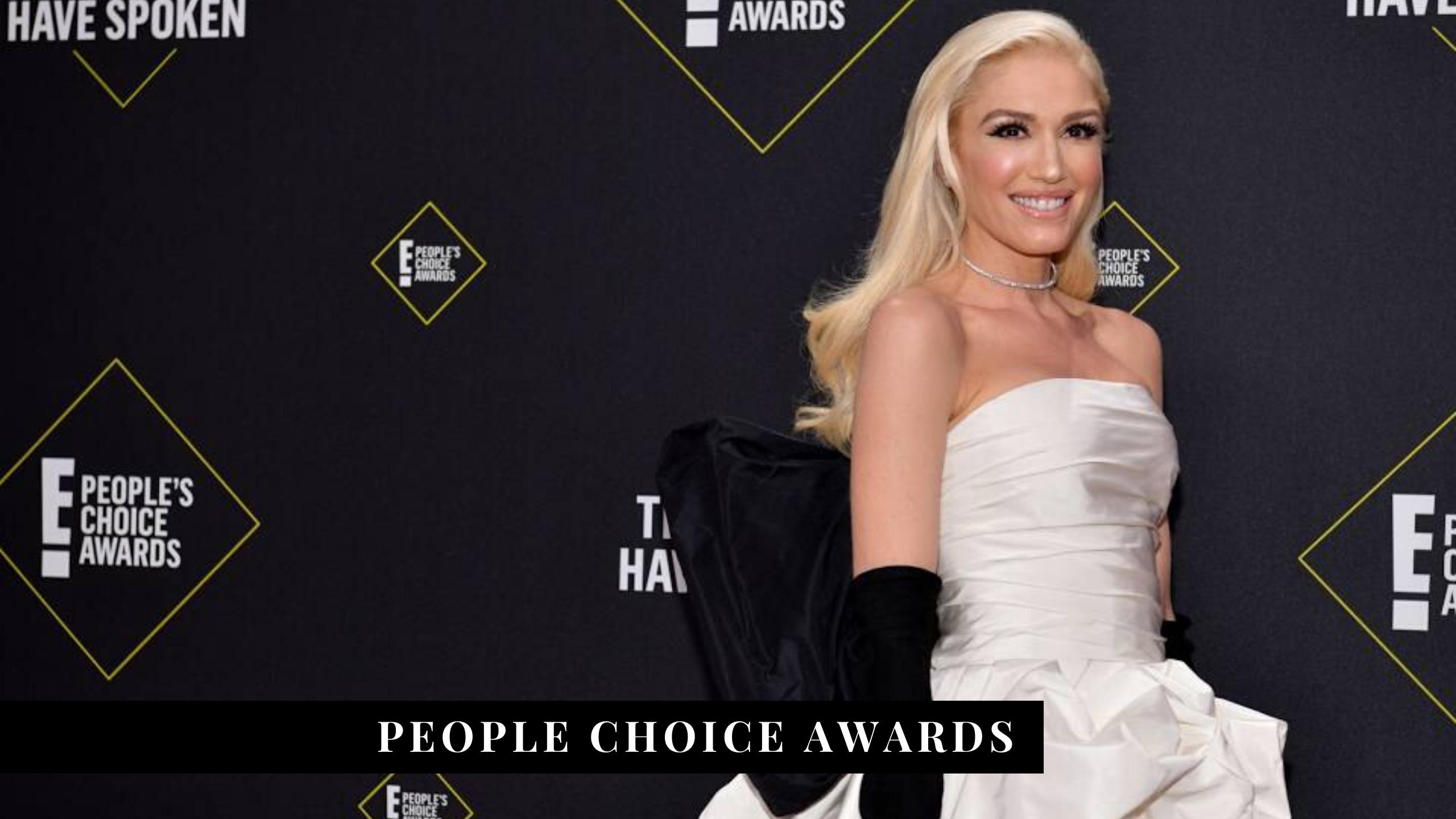 #RedCarpetLooks People's Choice Awards 2019