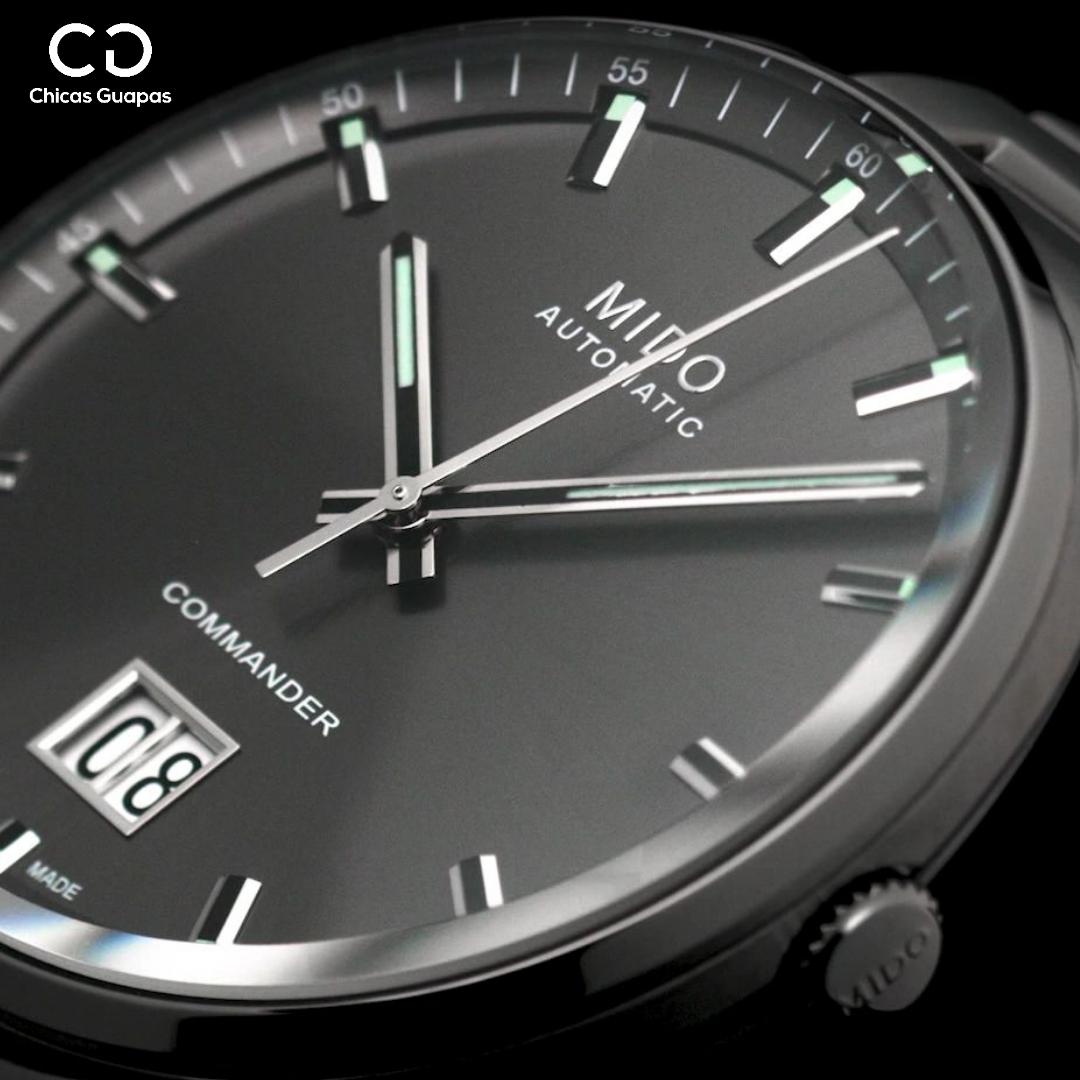 Elegí el regalo ideal para las fiestas con MIDO Watches
