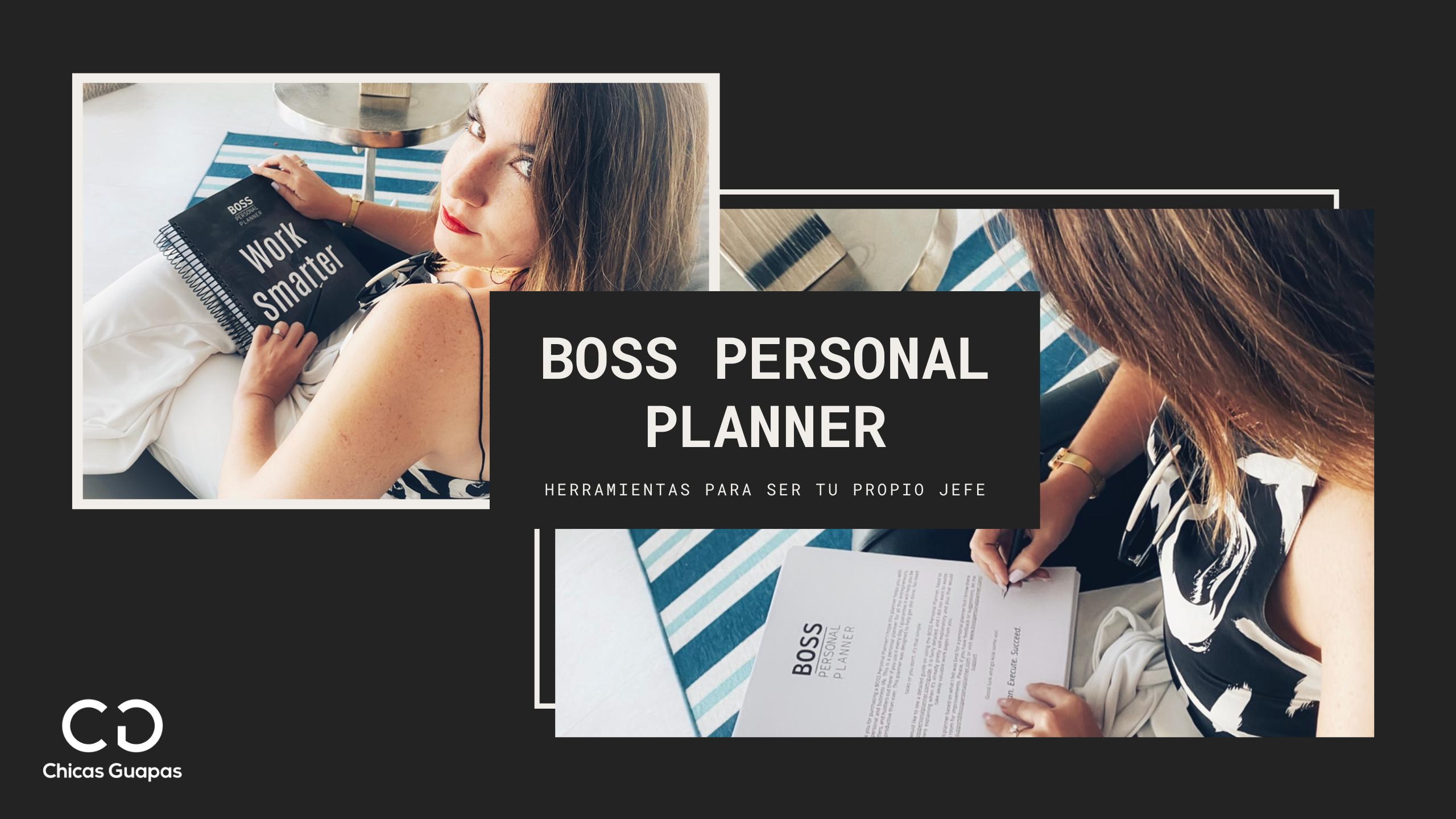 Boss Personal Planner: sé tu propio jefe