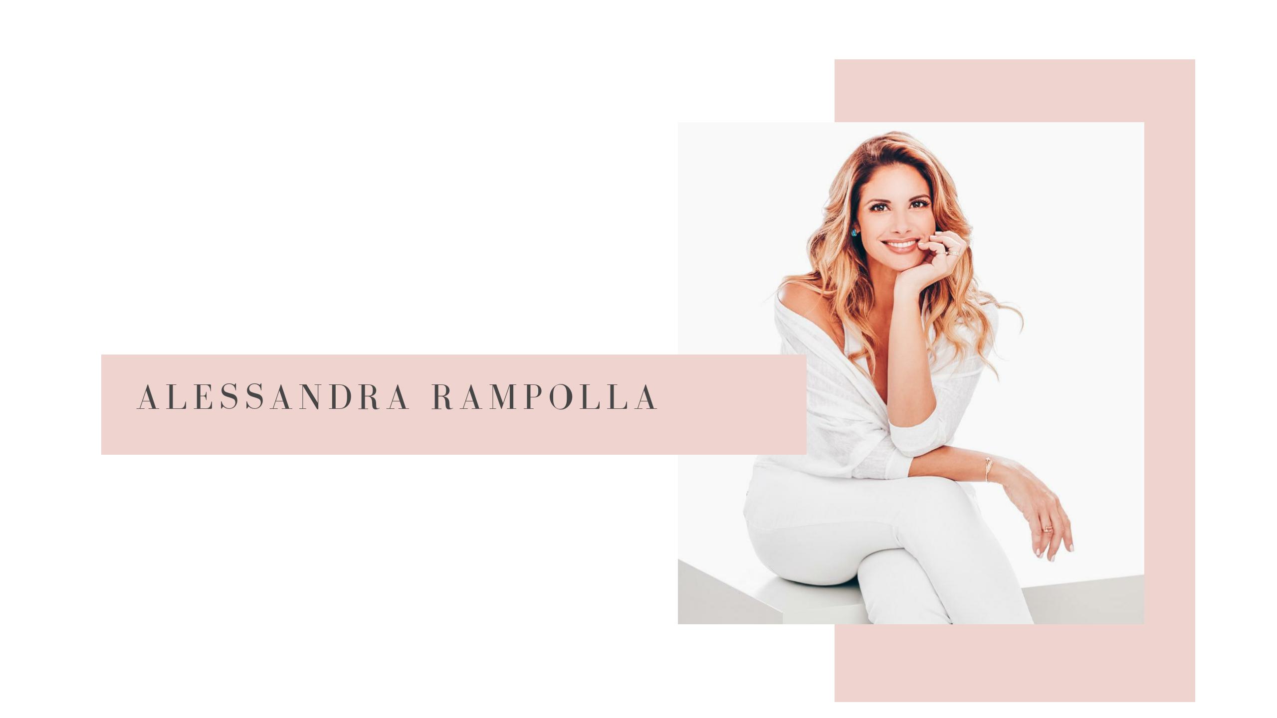 Reviví el programa 21 con Alessandra Rampolla