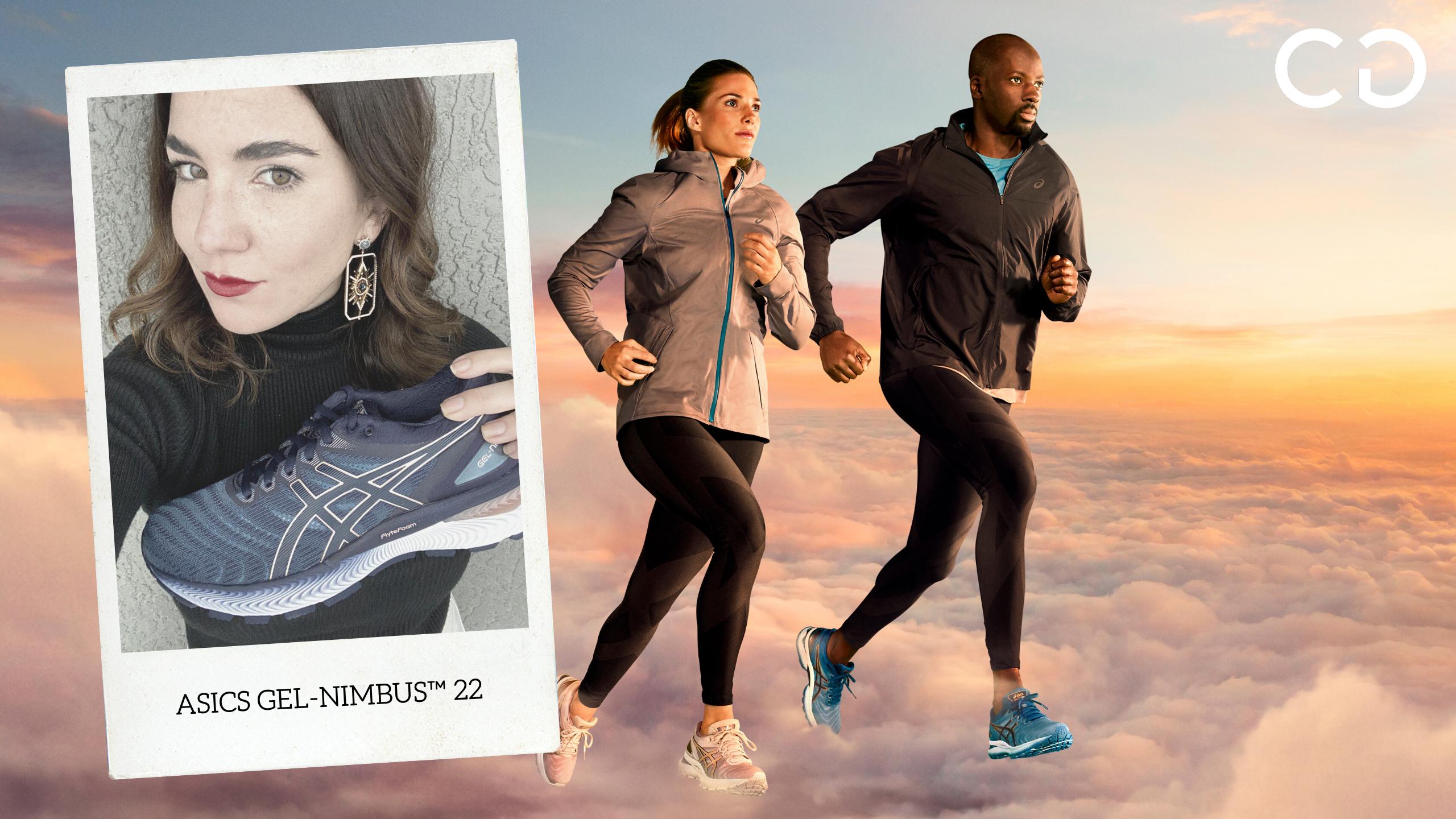 Runners #MustHave: ASICS GEL-Nimbus 22