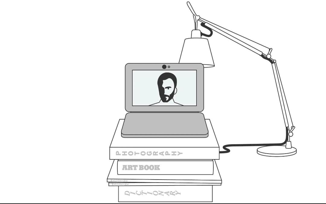 Reglas de oro para verte profesional en una videollamada