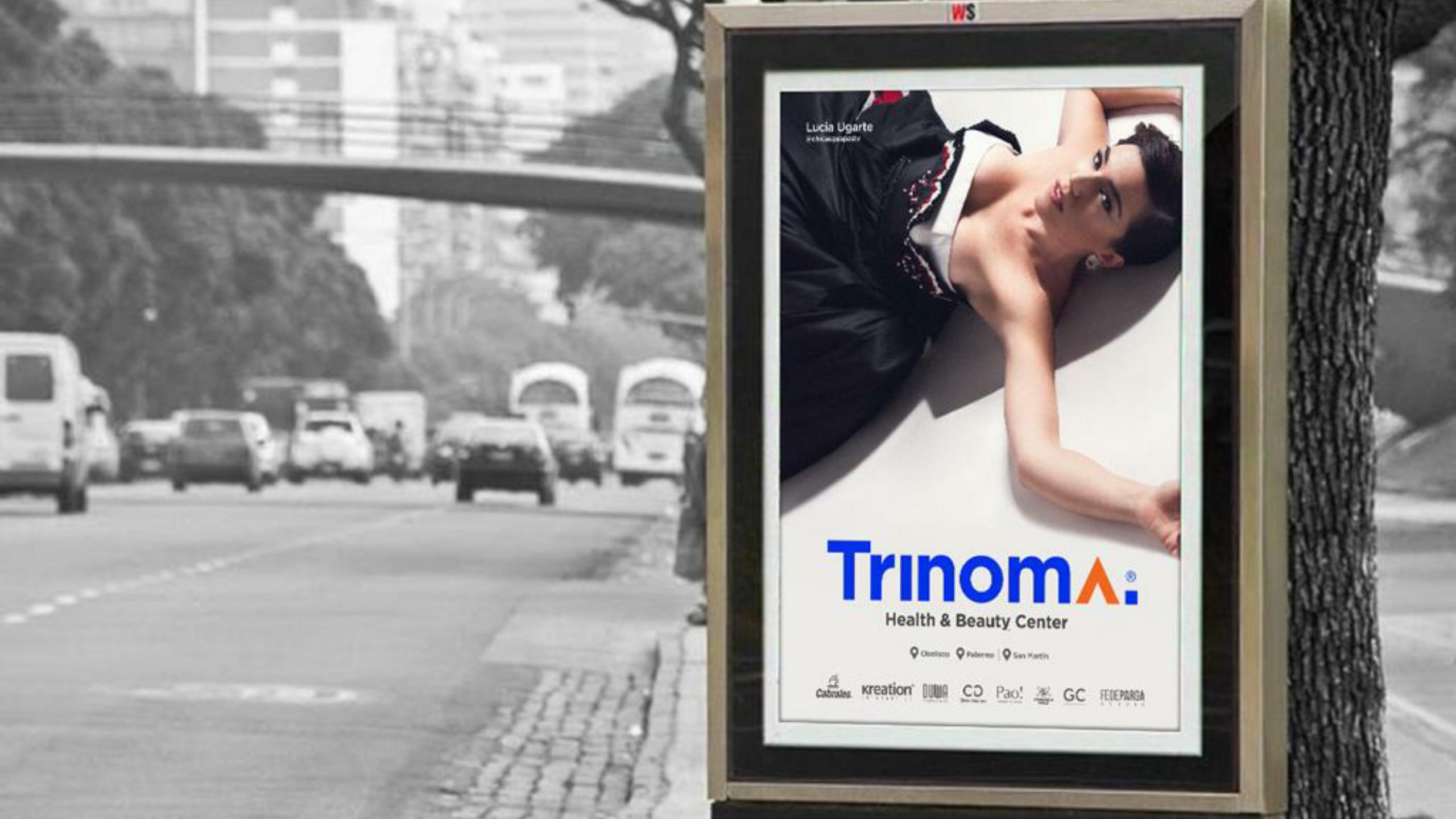 Descubrí la nueva campaña de Trinoma Health & Beauty Center con Lucía Ugarte