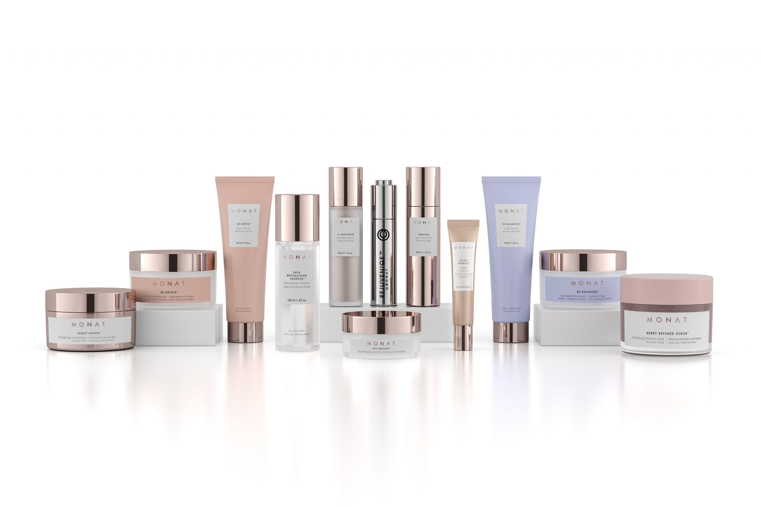 Meet Monat: Productos naturales para el cuidado del cabello y la piel