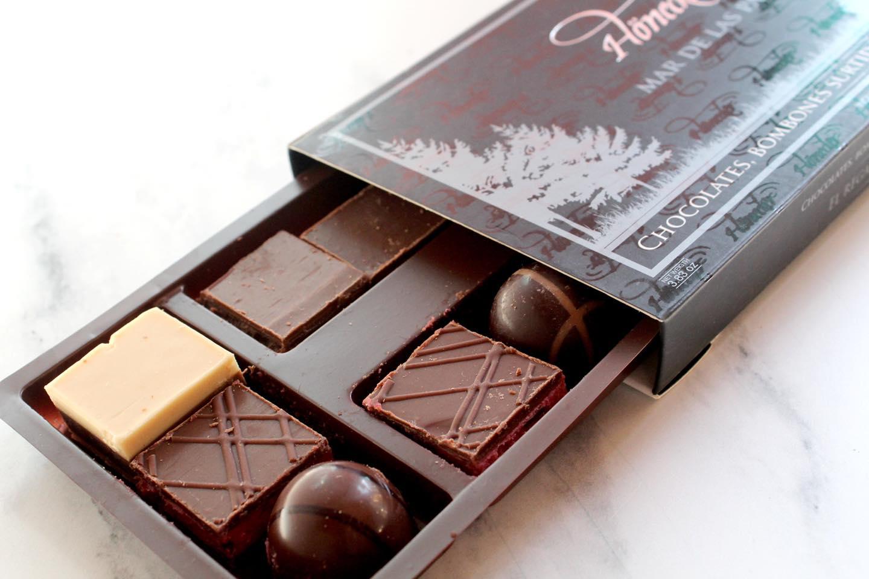 Boutique de chocolates para mamá