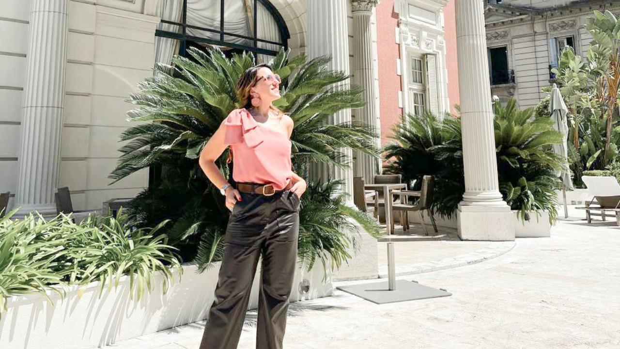 Viajamos hasta Miami para una charla con Sabrina Olmedo