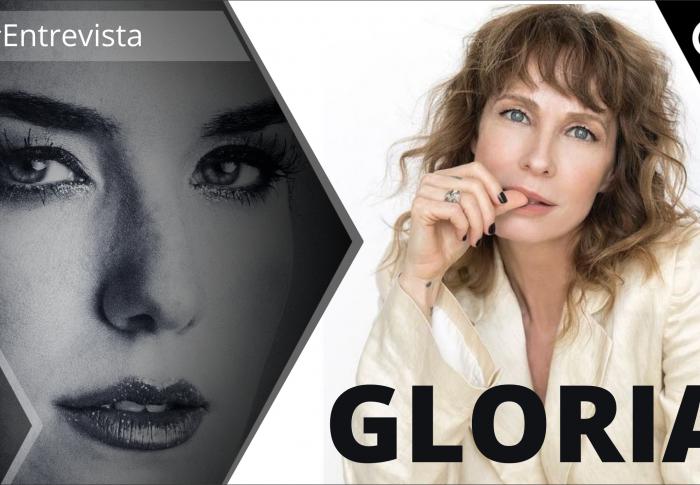 Gloria Carrá, de niña actriz a artista irreverente