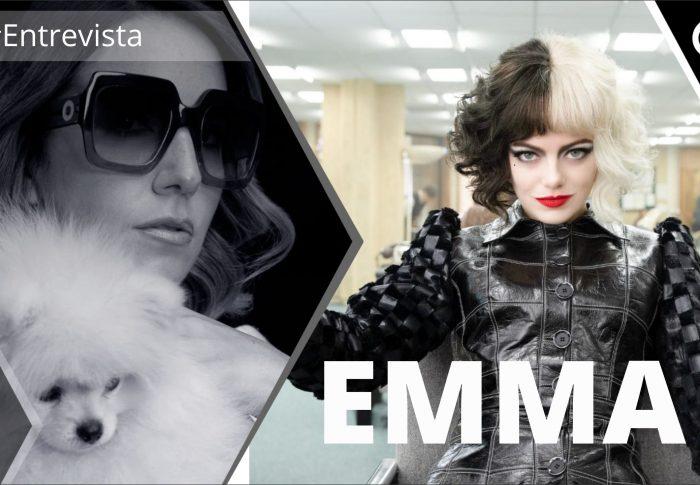 Emma Stone en exclusiva con Chicas Guapas revela qué la une a CRUELLA