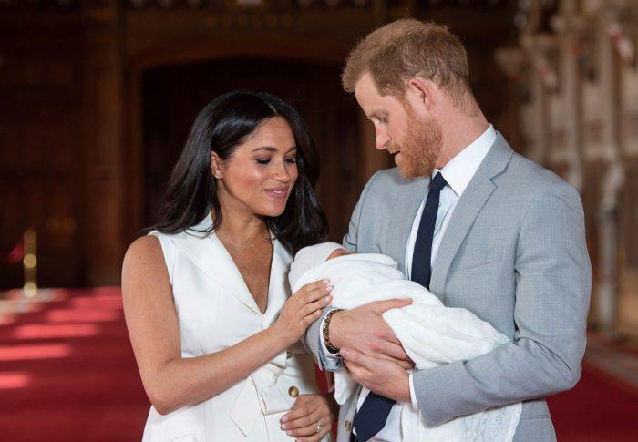 "Candidata a princesa: ""Lili"",  la hija de Meghan & el Príncipe Harry"