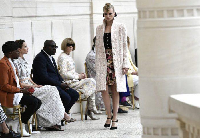 Chanel Haute Couture  Otoño / Invierno 2021-2022