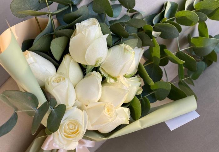 Y con uds…las rosas