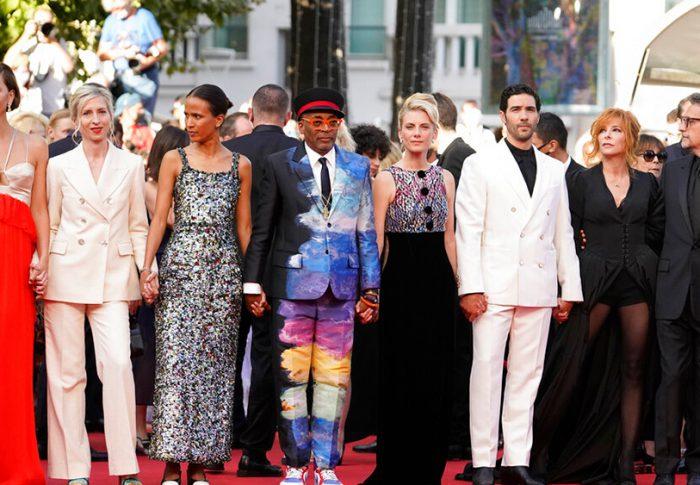 El festival de cine de Cannes vuelve con looks impactantes