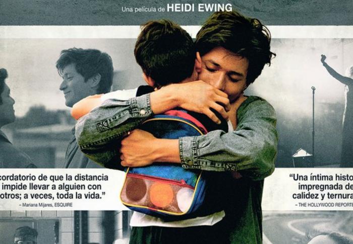 Heidi Ewing y Armando Espitia nos cuentan todo sobre «I carry you with me», su nueva apuesta cinematográfica
