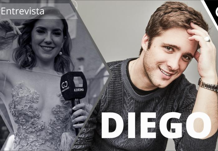 Diego Boneta y el desafío de interpretar a Luis Miguel