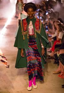 Karl Lagergeld en CHANEL Haute Couture París 2015